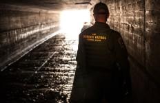Border Patrol Agent. Photo credit: Josh Denmark/CPB