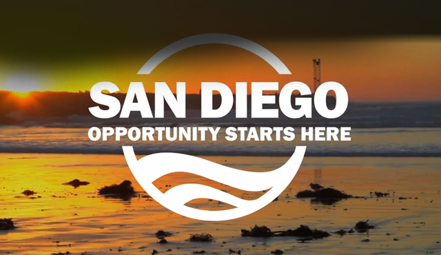 Image from San Diego's new website.
