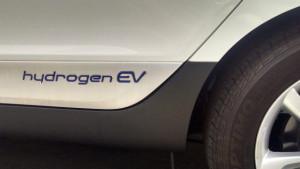 Hydrogen EV Logo