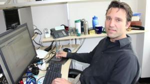 Jurgen Schulze of the Qualcomm Institute