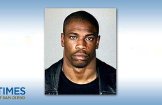 Lawrence Phillips' mug shot from when he was arrested in 2005. Photo courtesy of the Los Angeles Sheriff's Department