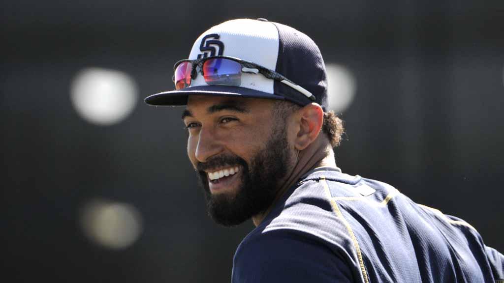 Matt Kemp >> Matt Kemp Blasts First Home Run, But Padres Fall In Extras ...