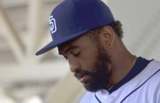 Matt Kemp  Photo by Chris Stone