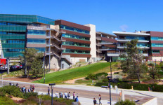 The Rady School of Management at UC San Diego. UCSD photo