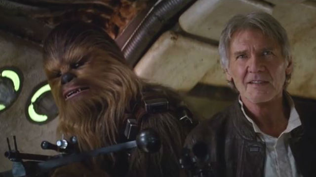 Image from Star Wars trailer.