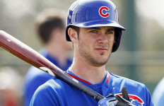 Former USD baseball player and current Chicago Cubs third baseman Kris Bryant. Courtesy of chattalksports.com