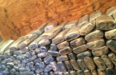 Agents interrupted $8 million worth of drugs at the border. Photo courtesy of Customs Border Protection