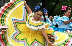Dancers at a Cinco de Mayo Festival in Washington, D.C. Photo via Wikimedia Commons