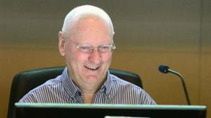 Bob Ayres, president of the Grossmont Healthcare District Board of Directors. Ken Stone photo