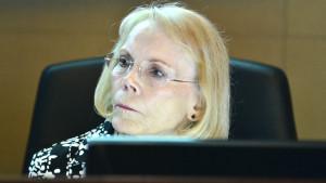 Betty Stieringer, member of the Grossmont Healthcare District Board of Directors. Ken Stone photo