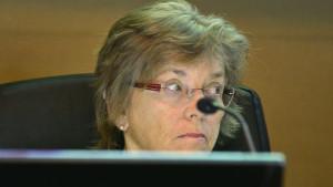 Gloria Chadwick, member of Grossmont Healthcare District Board of Directors. Ken Stone photo