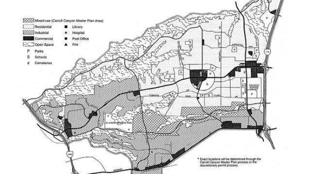The Mira Mesa Community Plan.