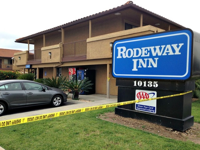 woman 39 s death at santee motel a homicide m e says. Black Bedroom Furniture Sets. Home Design Ideas