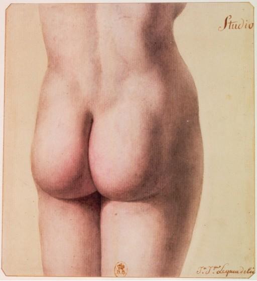 Jean-Jacques Lequeu. Public domain