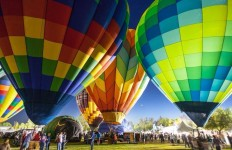 Temecula Wine and Balloon Festival. Courtesy photo