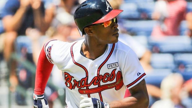 Melvin Upton Jr. is currently rehabbing a left toe injury with the Padres Triple-A affiliate. Courtesy of FoxSports.com