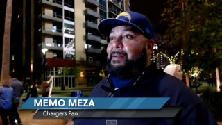 "Memo Meza is one of more than two dozen fans featured in ""Combined Tackle"" video by Jim Wolak. Image via YouTube"