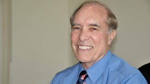 Dennis Snyder retired in 2007 as executive director of Escondido Charter High School. Ken Stone photo