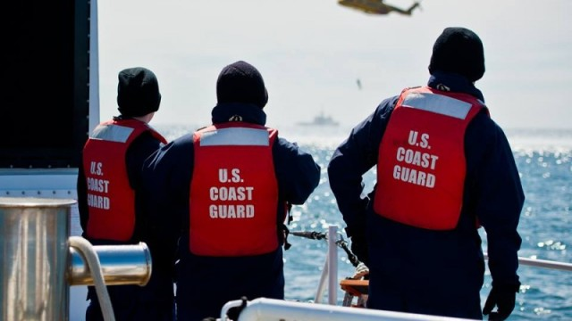 Photo courtesy of the U.S. Coast Guard