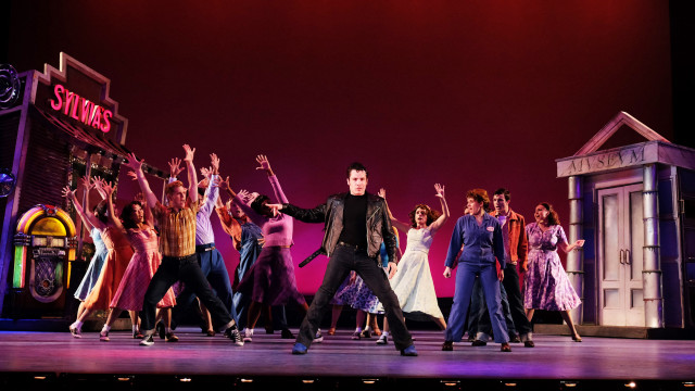 """All Shook Up"" at Moonlight Stage in Vista."