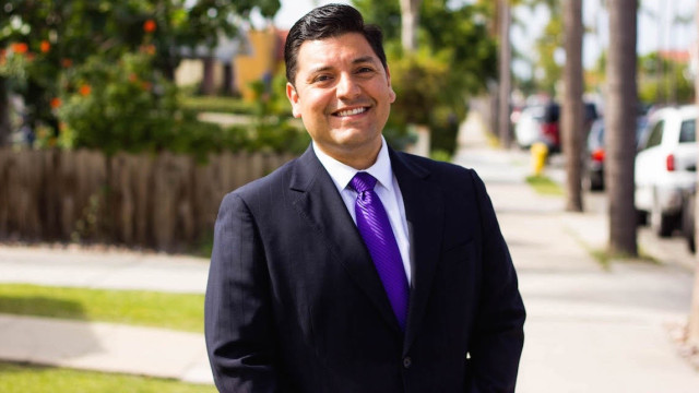 San Diego City Council candidate Anthony Bernal. Courtesy of the candidate