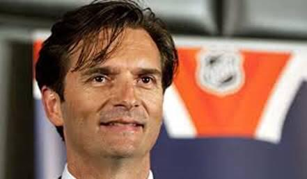 Former NHL coach Dallas Eakins returns to the AHL as the coach for the inaugural San Diego Gulls' season. Photo courtesy of the San Diego Gulls