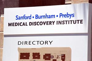 Sanford Burnham Prebys Medical Discovery Institute. Photo credit: Alexander Nguyen