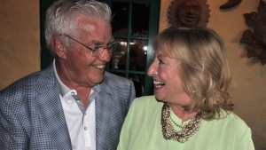 Robin and Danuta Pfeiffer have made a life as winemakers in Oregon and live there with her son Paul.