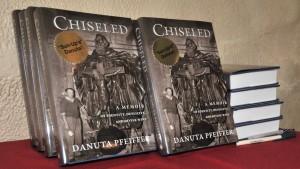 Using by Luminare Press, Danuta Pfeiffer hopes the book will land a major publisher.