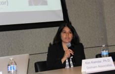 Kim Kandar of the venture capital firm Domain Associations. Photo by Rosalynn Carmen