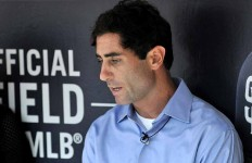 Padres General Manager A.J. Preller talks to the media about his decision to fire Bud Black.