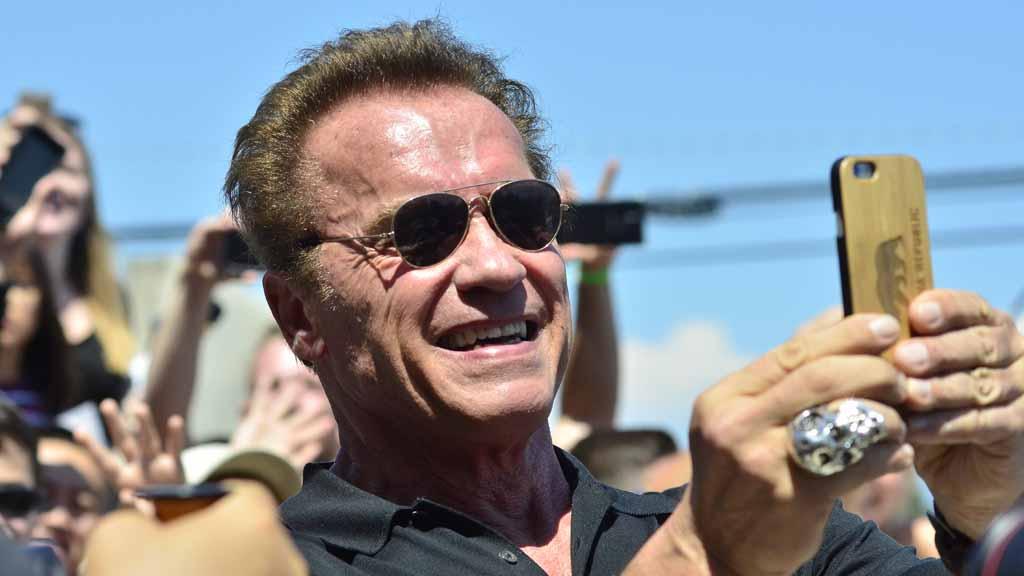 Arnold Schwarzenegger Has Emergency Open-Heart Surgery