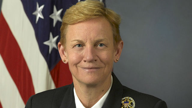 Vice Adm  Nora Tyson Nominated to Command US 3rd Fleet - Times of