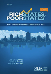 "ALEC 2015 report on ""Rich States, Poor States"" (PDF)"