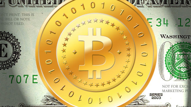How many u.s dollars are invested in bitcoin