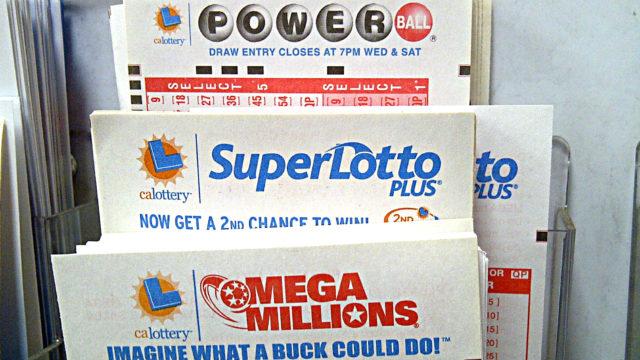 Winning Lottery Ticket Verkauft in El Cajon 7-Eleven