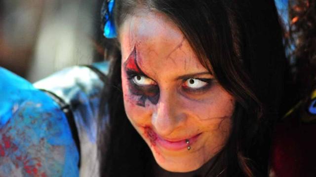 Comic-Con 2015 Faces, Costumes  14