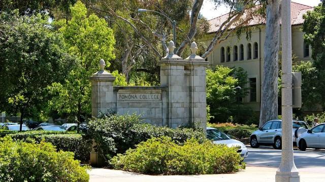 Pomona College. Photo courtesy of Wikimedia Commons.