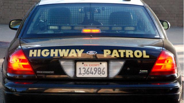 A California Highway Patrol cruiser. Photo by Chris Stone