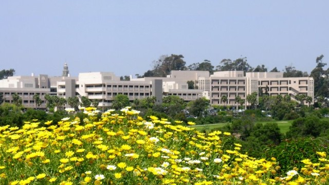 Naval Medical Center San Diego. Courtesy photo