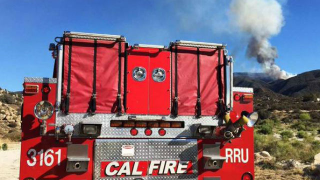 Brush Fire Prompts Closure of 210 Freeway in Sun Valley Area