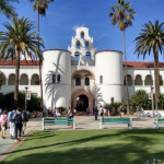 Hepner Hall at San Diego State University