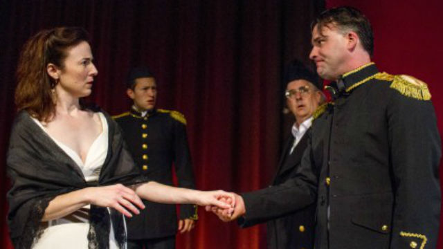 "A scene from ""The Winter's Tale"" by Intrepid Theatre Company."