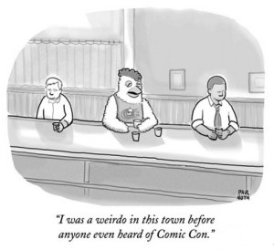 Paul Noth cartoon in July 6 & 13, 2015, issue of The New Yorker. Image via condenaststore.com