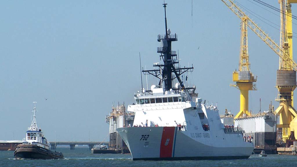 Coast Guard boats seize 47000 pounds of cocaine since November