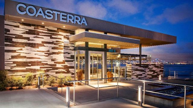 Coasterra Restaurant San Diego Menu