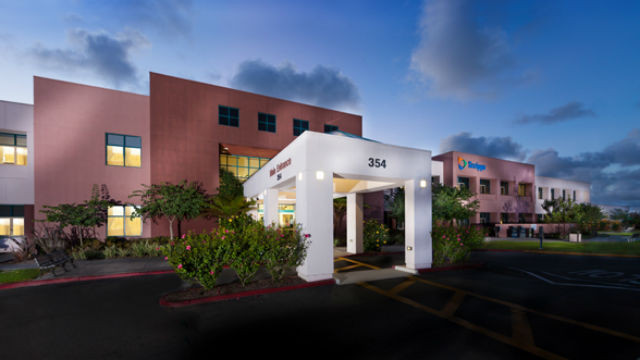 Scripps Memorial Hospital in Encinitas. Courtesy of Scripps
