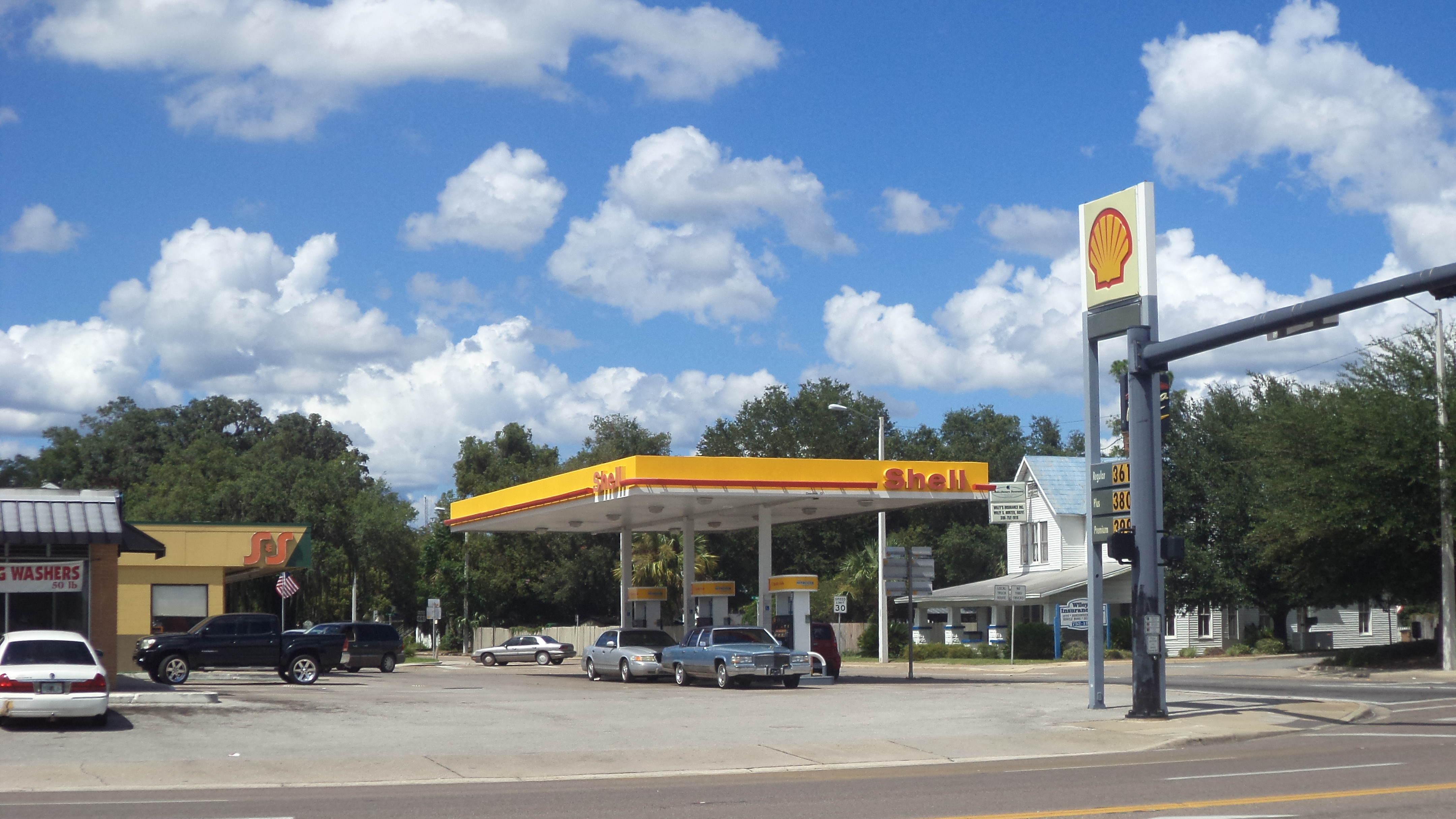 Local gas prices up almost 50 cents in past week