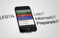 Spanish language emergency alerts app from San Diego County.  Image via Office of Emergency Services
