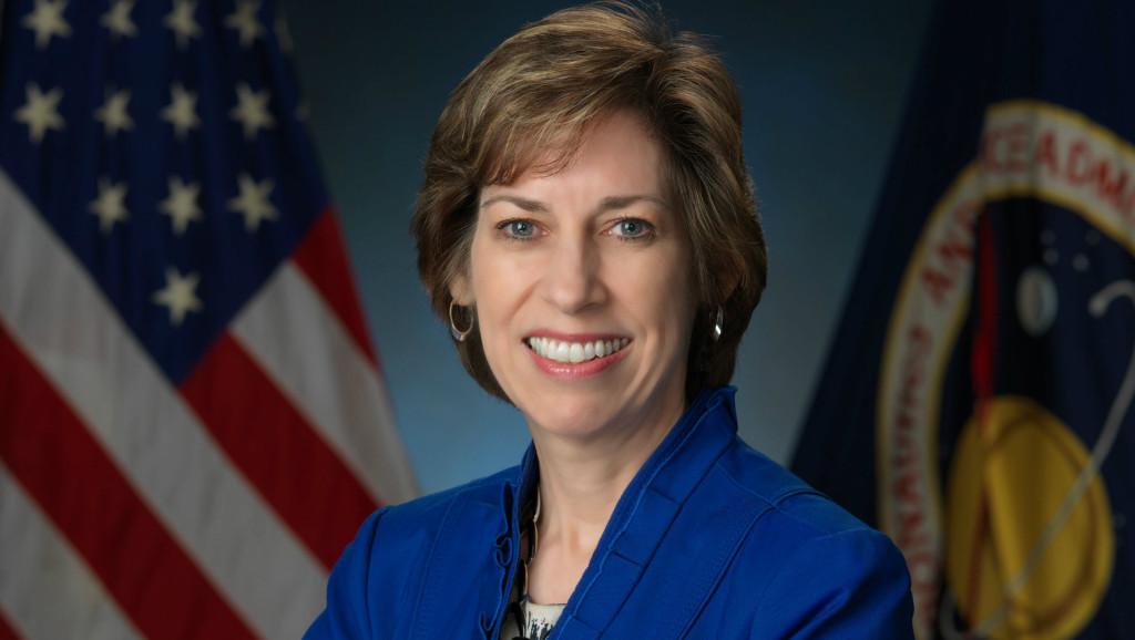 Ellen Ochoa. Photo courtesy of NASA